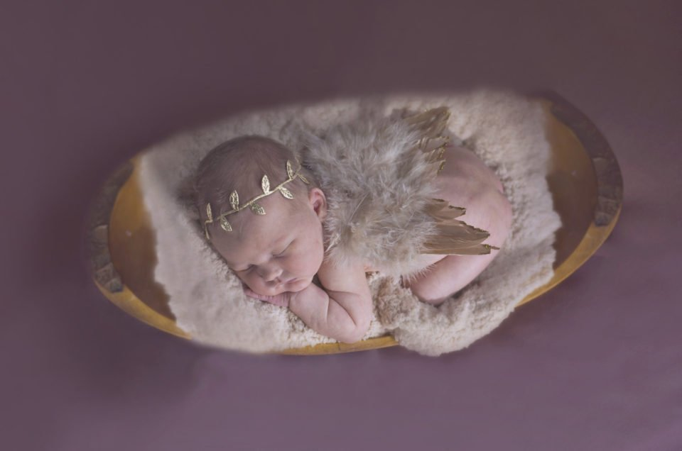 newborn. greta