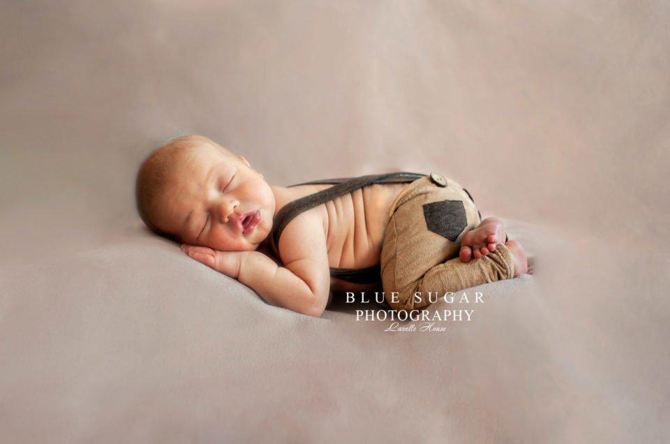 newborn . tanner