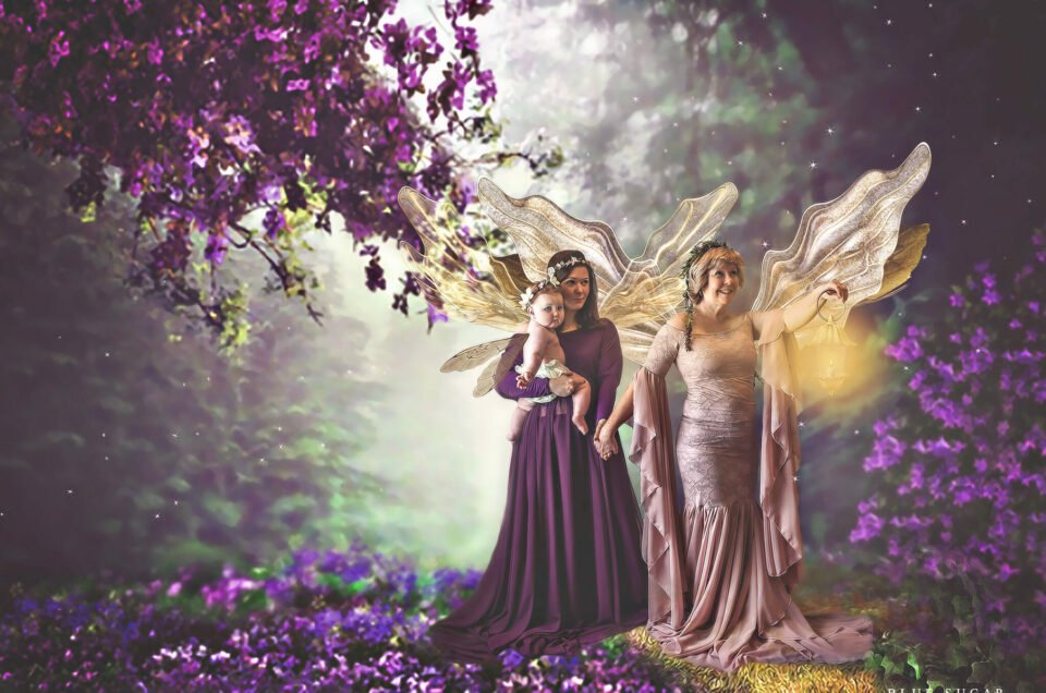 heirloom portraits . fairy sessions