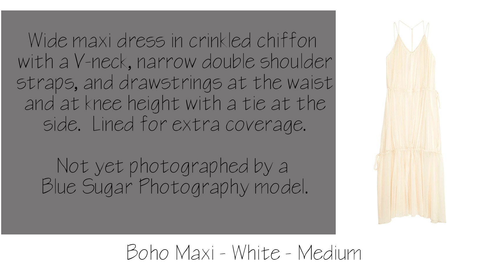 Maternity Photo Session: White Boho dress