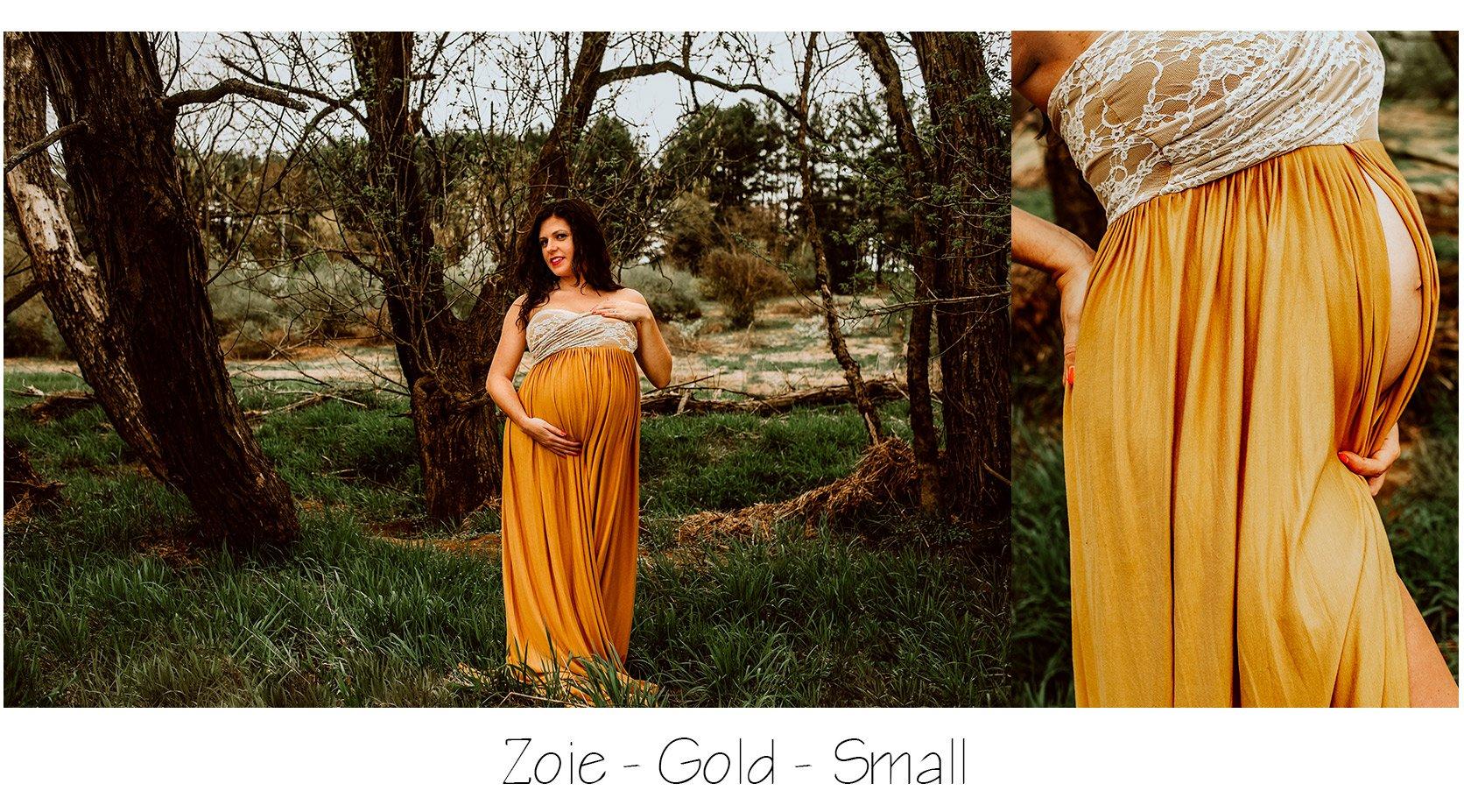 Zoie Maternity Dress