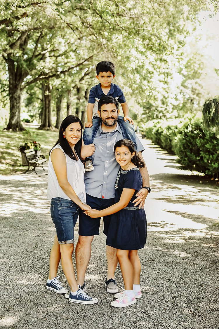 Loudoun County Family Portraits