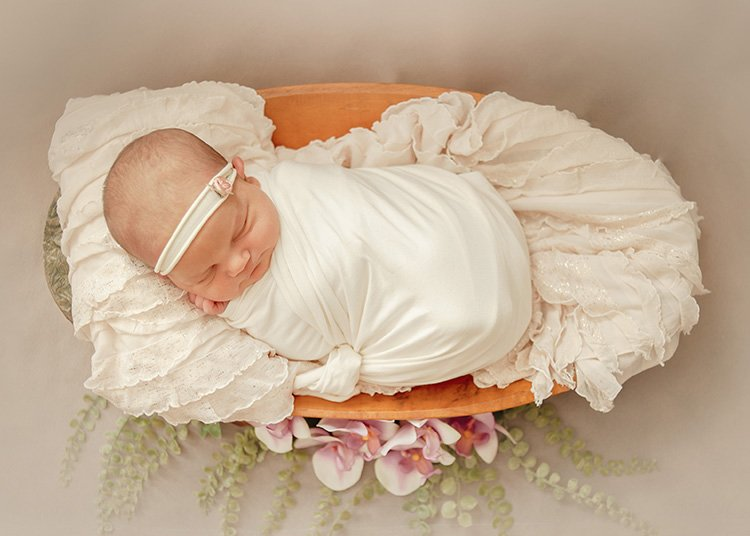 Ashburn VA Newborn Photographer