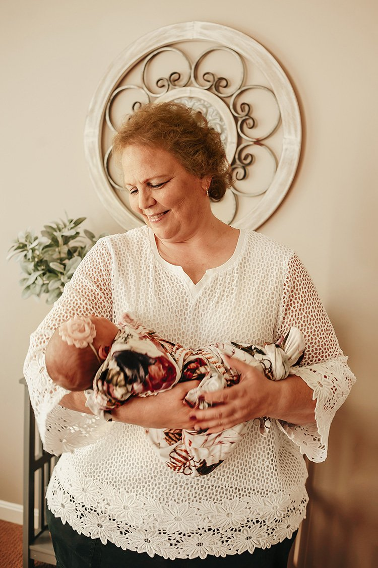 Lovettsville Newborn Photographer