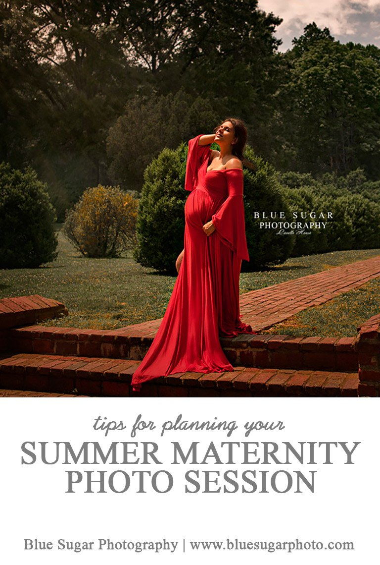 Plan Your Maternity Portrait Session