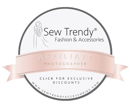 Maternity Photo Session: sew trendy accessories affilate program seal